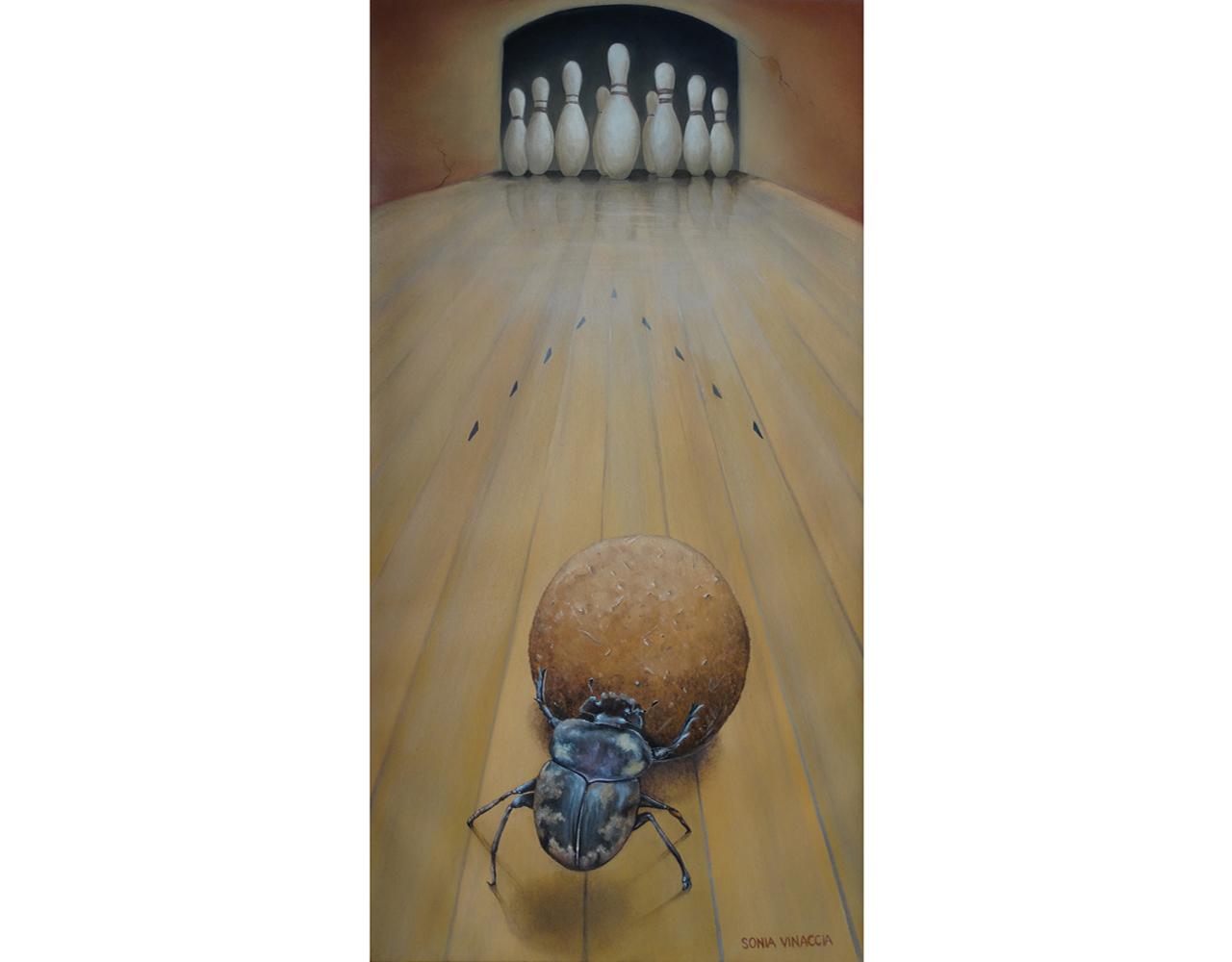 Bowling stercorario